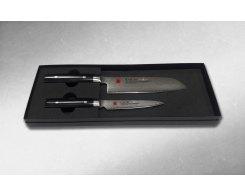 Набор из 2 ножей Kasumi Masterpice в подарочной коробке