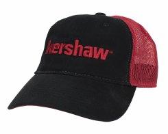 Бейсболка Kershaw Red / Black CAPKER181
