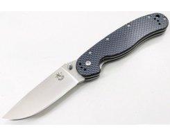 Складной нож Steelclaw Крыса RAT-CARBON 06