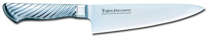 Тяжелый поварской нож Tojiro Pro F-615