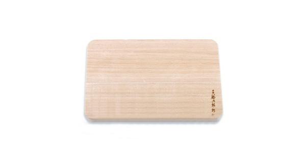 Доска разделочная деревянная Tojiro F-344, 185х285х18 мм