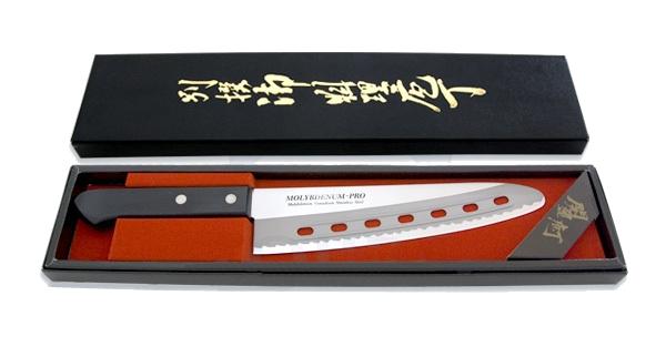 Кухонный нож Сантоку Tojiro FG-110, 17 см