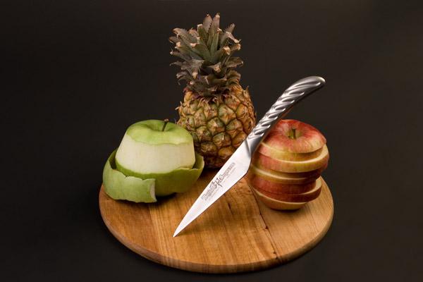Нож для нарезки овощей и фруктов Tojiro FD-951, 9 см