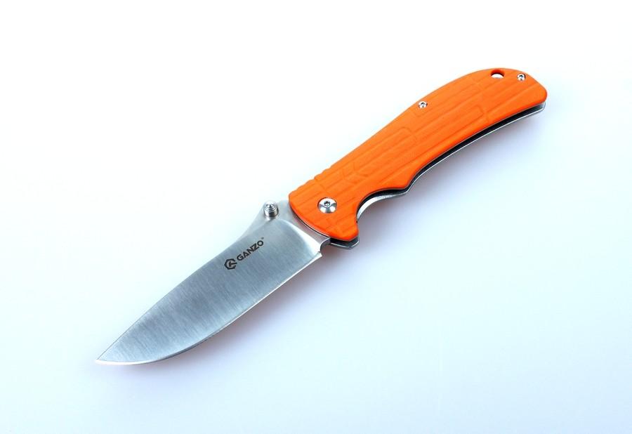 Складной нож Ganzo G723-OR
