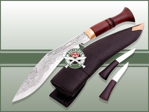 Кукри нож Nepal Kukri House 8'' Mini Jungle Dragon