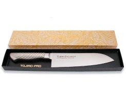 Поварской нож Сантоку Tojiro Pro F-895, 17 см