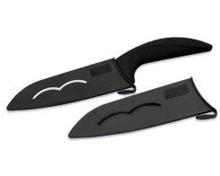 Керамический поварской шеф нож Hatamoto HM160W-A