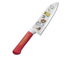 Кухонный нож для детей (красный) BB-1