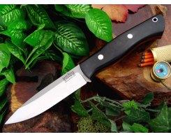 Нож туристический Bark River Aurora BCM Red Liners
