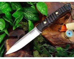 Нож туристический Bark River Aurora Impala horn