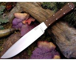 Нож туристический Bark River Rogue American Walnut