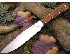 Нож туристический Bark River Rogue Desert Ironwood
