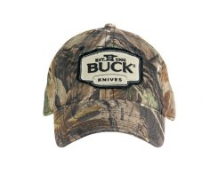 Бейсболка BUCK 89068 Adult Hat RealTree AP Camo
