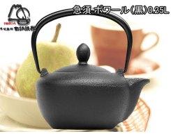 Чугунный чайник для чайной церемонии IWACHU 12058, 0,25л