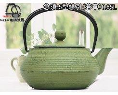 Чугунный чайник для чайной церемонии IWACHU 12426, 0,65 л