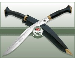 Кукри нож Nepal Kukri House 12'' Chitlange leather Khukuri