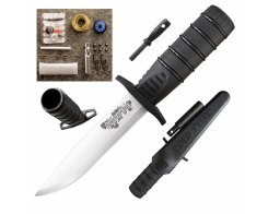 Нож выживания Cold Steel Survival Edge Black 80PHB