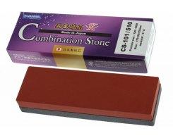 Водный точильный камень Naniwa Combination Stone CS-102/510, 120/1000 grit, 177 x 55 x 13мм