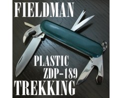 Складной нож G.Sakai 11164 FIELDMAN TREKKING ZDP-189 PLASTIC