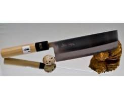 Кухонный нож Fujiwara Nakiri FKV-36, 16,5 см.