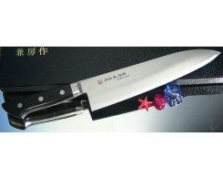 Разделочный нож Fujiwara Western Deba FKM-13, 21 см.