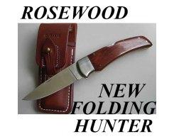 Туристический складной нож G.Sakai 10401  NEW FOLDING HUNTER WOOD