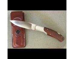 Складной нож G.Sakai 10426 PRO HUNTER WOOD
