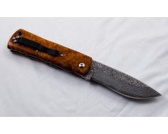 Туристический складной нож G.Sakai 10872 BOSEN FURINKAZAN KARIN