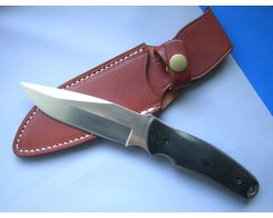 Туристический нож G.Sakai 11421 Green Hunter