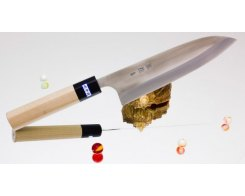 Поварской кухонный нож Gihei-Hamono HAP-40 GHP-G18J, Gyuto 180 мм.