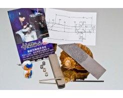 Набор для изготовления ножа HATTORI Higonokami Cowry-X HT-HIGO-CK