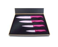Набор керамических ножей Hatamoto HP08W4-APR