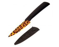 "Керамический нож "" леопард "",  100 мм"
