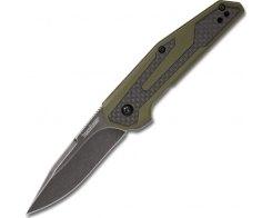 Складной нож Kershaw Fraxion 1160OLBW