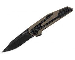 Складной нож Kershaw Fraxion 1160TANBW