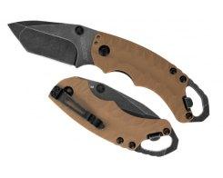 Складной нож Kershaw Shuffle II Tanto 8750TTANBW