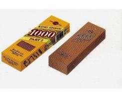 Камень точильный (водный) King PART2 No.1000 #1000, 207x66x34 мм