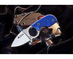 Шейный нож Kizlyar Supreme 01125 Amigo Z