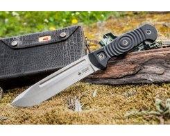 Тактический нож Kizlyar Supreme 12067 Maximus Sleipner Satin