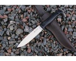 Туристический нож Kizlyar Supreme 1393 Pioneer Sleipner Satin, 23,2 см.