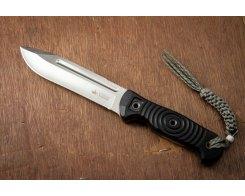 Тактический нож Kizlyar Supreme Maximus 000673, D-2, 14,3 см