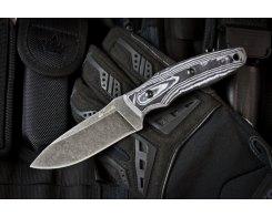 Охотничий нож Kizlyar Supreme Urban SW 000772, D-2, 93,6 мм.