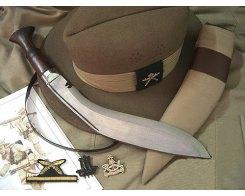 Кукри нож Nepal Kukri House 12'' Khaki Issue (20th Century)