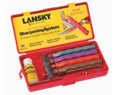 Точильный набор для ножей Lansky LKDMD Deluxe Diamond Sharpening Sys.