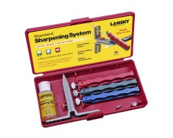 Точильный набор для ножей Lansky LKC03 Standard Sharpening System