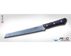 Кухонный нож для хлеба MAC Chef BS-90, Bread 220 мм.
