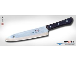 Кухонный поварской нож MAC Superior SA-70, Utility 185 мм.