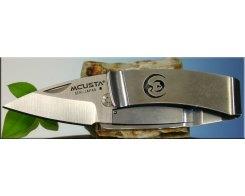 Складной нож-зажим для купюр Mcusta MC-0083 Tsuru