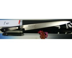 Универсальный узкий нож Misono Molibden Steel Fillet 240 мм.