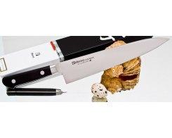 Поварской нож Misono Molibden Steel Gyuto 210 мм.